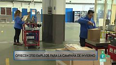 2700 trabajadores sin experiencia para empresa de transporte
