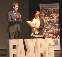 En lengua de signos - 40 Aniversario FAXPG