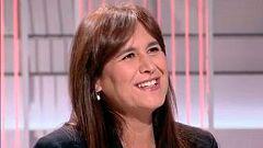 """Laura Borràs (JxCat): """"La inhabilitación del president Torra sería una anomalía democrática"""""""
