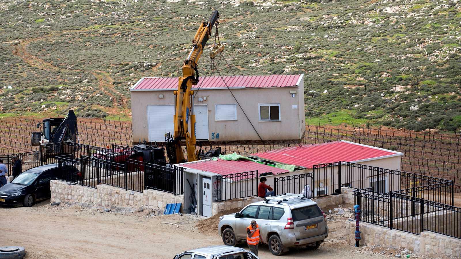 EE.UU. deja de considerar ilegales los asentamientos israelíes en Cisjordania tras cuatro décadas