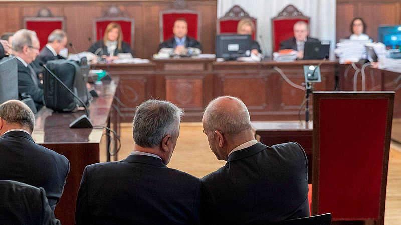 La Audiencia de Sevilla despejará este martes con su sentencia si Chaves y Griñán son condenados por el 'caso de los ERE'
