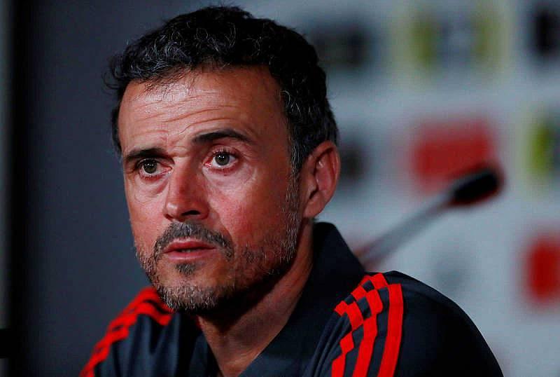 Rubiales confirma el regreso de Luis Enrique a la selección