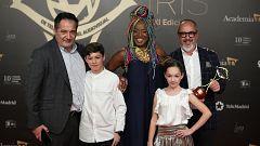 Corazón - ¡RTVE gana 7 premios Iris!