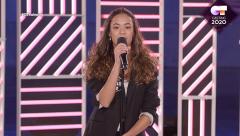 Operación Triunfo - Sara le dedica la actuación a su madre