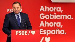 """Ábalos, sobre la sentencia de los ERE : """"No afecta ni al Gobierno ni a la dirección del PSOE"""""""