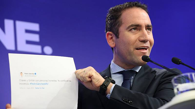 PP y Cs exigen responsabilidades a Sánchez tras la sentencia y el PSOE desvincula a la actual dirección