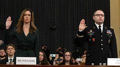 """Dos asesores de Seguridad Nacional de Trump califican la llamada a Zelensky de """"inapropiada"""" e """"inusual"""""""