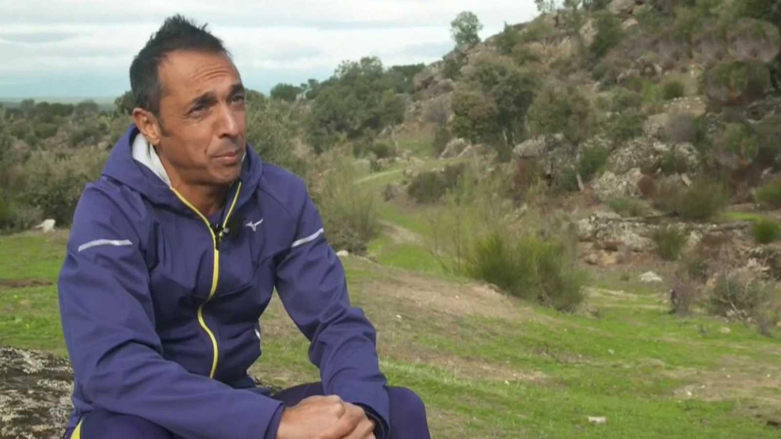 Carrera de montaña: Pedro José Hernández - ver ahora