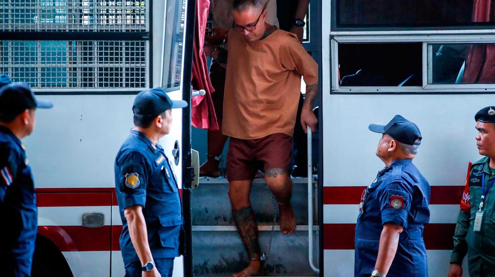 Tailandia: un español en el corredor de la muerte