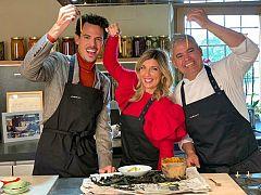 Aquí la Tierra - Cocinamos calçots con Juan Avellaneda
