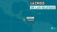 Aumenta la tensión en Nicaragua