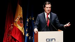 La CEOE pide explorar un Gobierno alternativo para garantizar la estabilidad