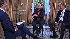 Conversatorios en Casa de América - Luis García Montero y Antonio Pérez-Hernández Torra