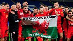 "Bale resta importancia a la bandera de ""Gales, golf, Madrid"""