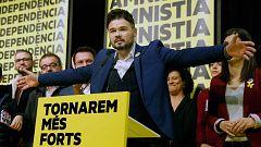 ERC consultará a sus militantes el próximo lunes sobre la investidura de Pedro Sánchez