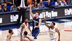 Doncic vuelve a 'salirse' con un triple-doble en lo más destacado de la jornada en la NBA