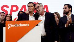 Villegas y De Páramo, dos dirigentes de confianza de Rivera, dejan Ciudadanos