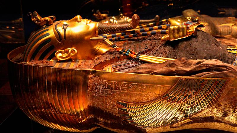 Llega a Madrid la exposición 'Tutankhamón: la tumba y sus tesoros'