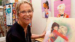 Muere Purita Campos, la dibujante de la legendaria 'Esther y su mundo'