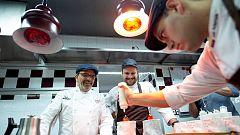 El Cenador de Amós de Jesús Sánchez, único restaurante que se corona con tres estrellas Michelin