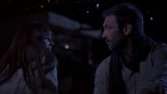 Promesas de arena - Lucía y Hayzam se besan