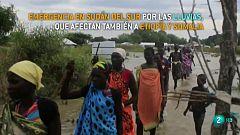 Emergencia en Sudán del Sur por las lluvias