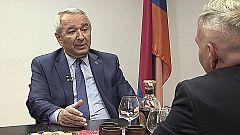 UNED - 25 Minutos de conversación con el Exmo. Sr. Embajador de Armenia en España - 22/11/19