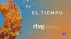 El tiempo en Aragón - 22/11/2019