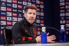 """Simeone recupera a Joao Félix pero dice que """"en el mercado de invierno puede pasar de todo"""""""