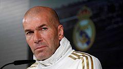 """Zidane: """"Si Bale está bien, es muy importante"""""""