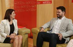 PSOE y ERC cierran los equipos que van negociar las condiciones de la investidura de Sánchez