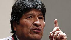 El Gobierno provisional de Bolivia acusa a Evo Morales de terrorismo