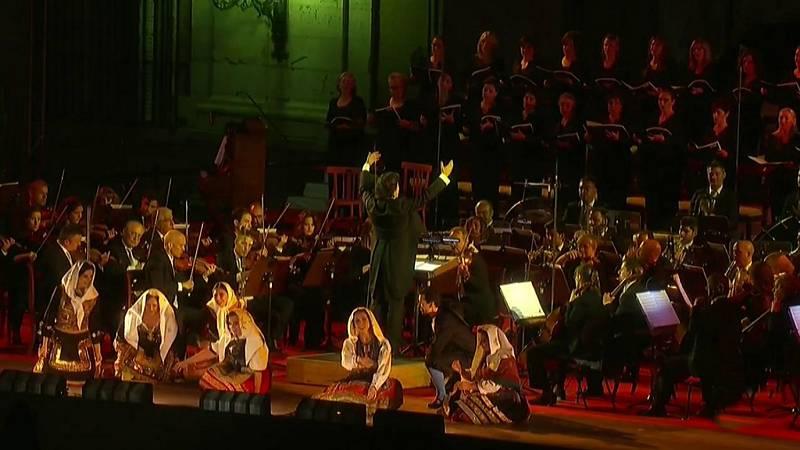 Los conciertos de La 2 - ORTVE: Especial Zarzuela desde Aranjuez - ver ahora