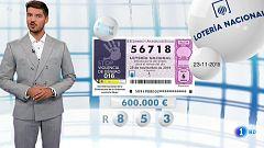 Lotería Nacional - 23/11/19