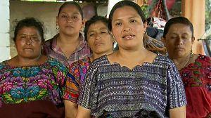 Guatemala, el agua que alimenta