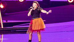 """Eurovisión Junior 2019 - Joana Almeida canta por Portugal """"Vem conmigo"""""""