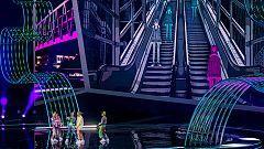 "Eurovisión Junior 2019 - Elizaveta Misnikova de Bielorrusia canta ""Pepelny"""