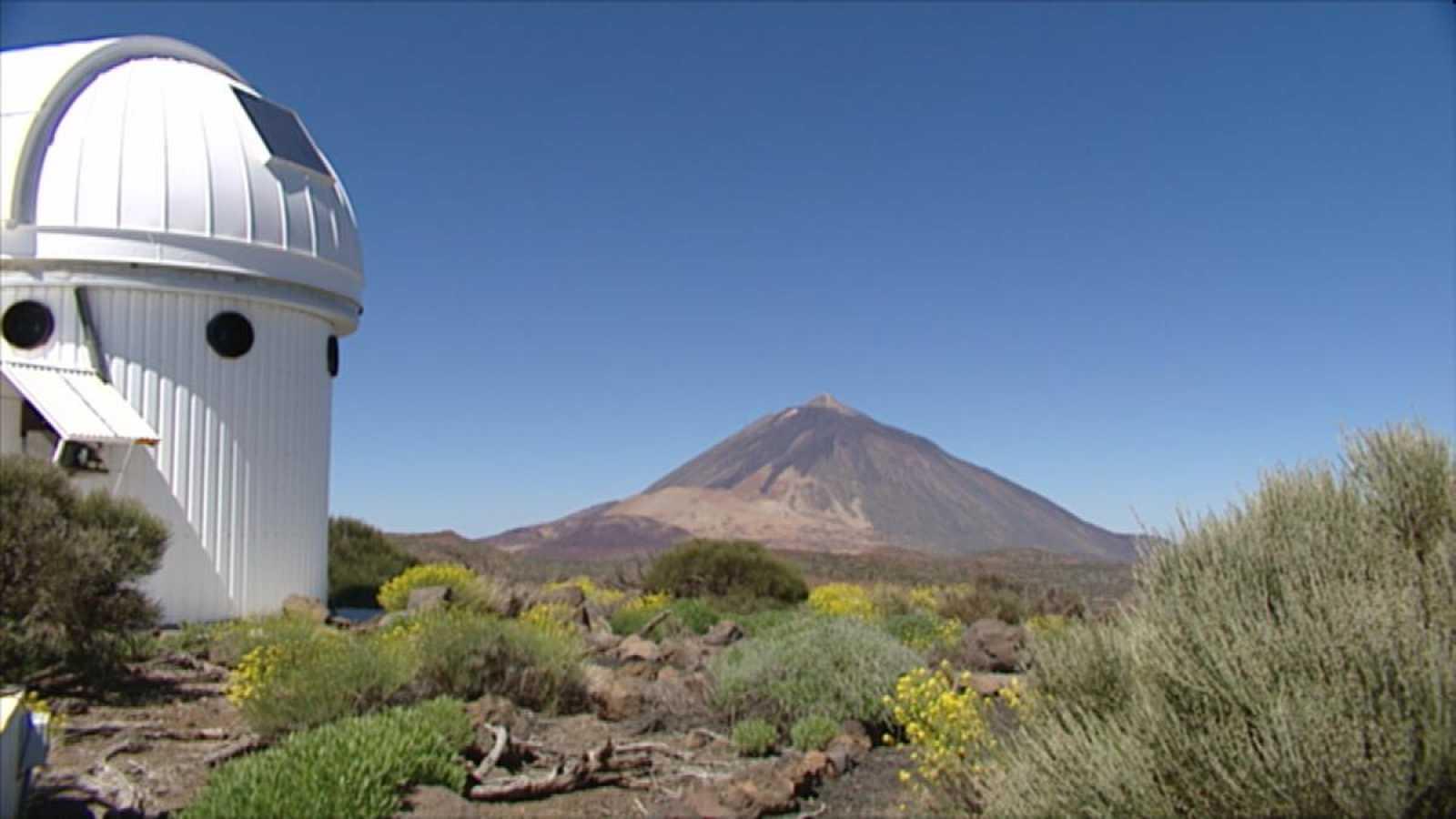 Lab24 - Teide, medio siglo estudiando el Sol