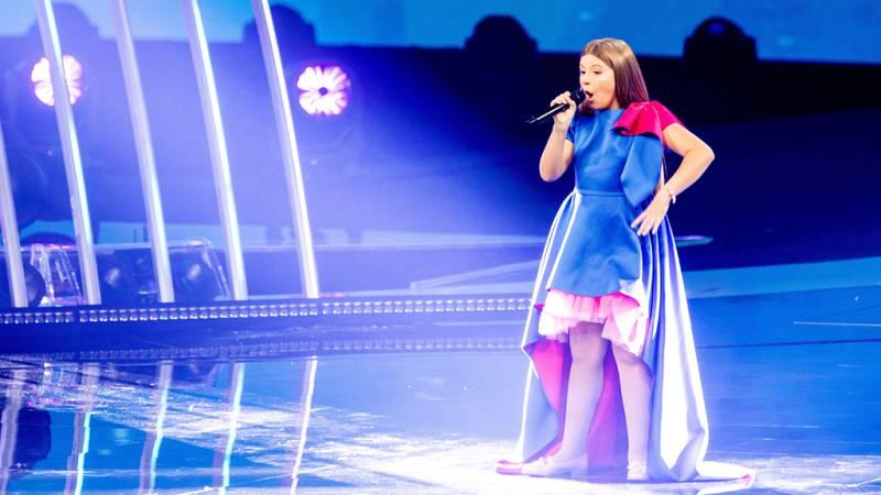 """Eurovisión Junior 2019 - Isea Çili representa a Albania con """"Mikja Ime Fëmijëria"""""""