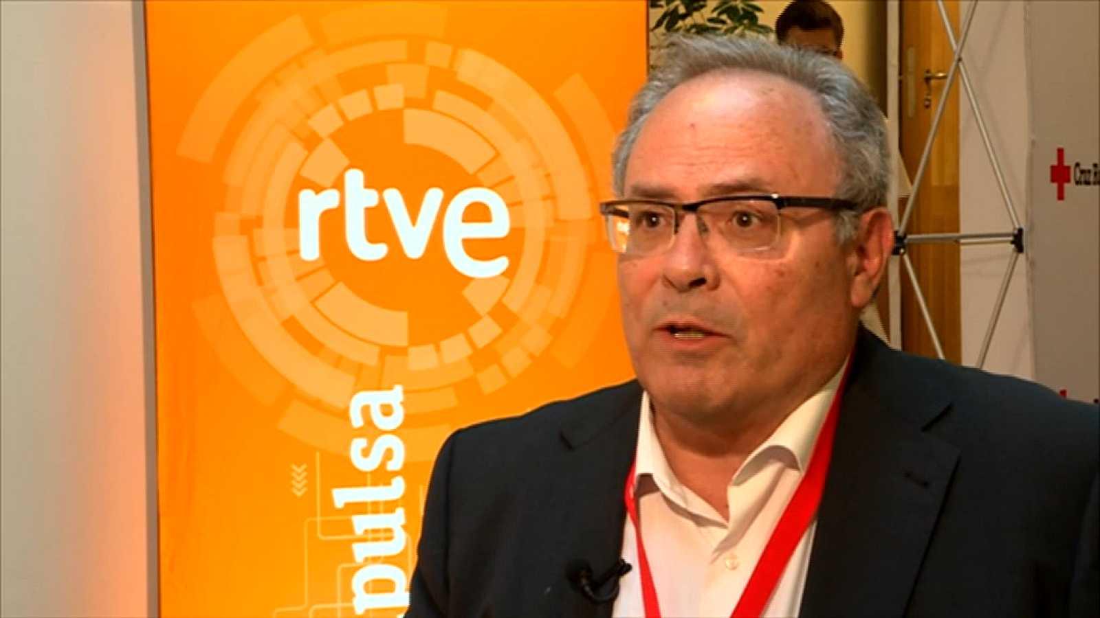 Impulsa Visión. Entrevista a Esteban Mayoral en el programa Emprende de RTVE en la Startup Olé de Salamanca