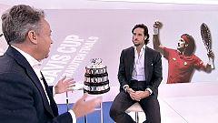 """Feliciano López: """"Para ganar una Davis no basta con tener grandísimos jugadores"""""""