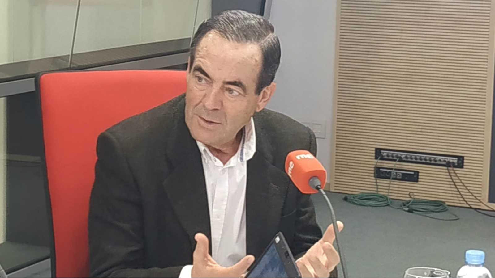 """Las mañanas de RNE con Íñigo Alfonso - Bono, sobre la investidura: """"Yo creo que sale"""" - Ver vídeo"""