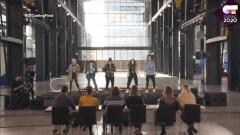 Operación Triunfo - Eli, Pau, Ginés, Anne y Júlia cantan 'Valerie'