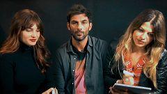 Promesas de arena - Francesco Arca pone a prueba a Andrea Duro y Thaïs Blume