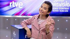 """Melani: """"Eurovisión Junior es lo mejor que me ha pasado en la vida. No lo olvidaré nunca"""""""