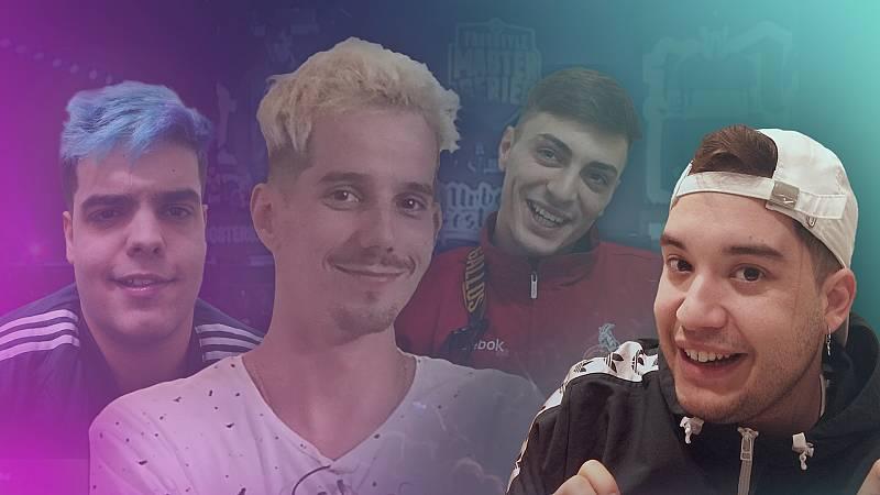 PlayzFree - Kapo013 entrevista a lo mejorcito de la BDM Gold de Murcia