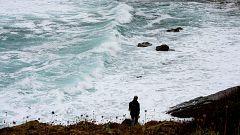 Viento fuerte en Galicia y lluvia que podría ser fuerte y persistente