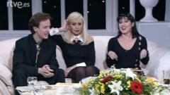Hola Raffaella - 23/02/1994