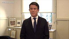 Los desayunos de TVE - Manuel Valls, concejal de Barcelona pel Canvi