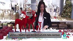 Más de 9.000 empleos en unos grandes almacenes para Navidad